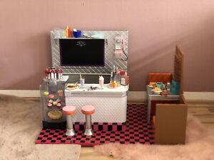 Our Generation Caffeteria Puppenspiel