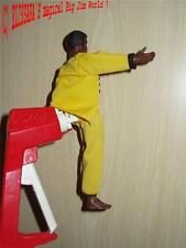 Big Jim - Jack en el Judo / karate traje con el equipo de Kung Fu de engranaje! ¡Mattel!