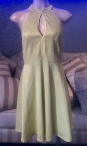 Lumiere By Bariano Size M Green Dress