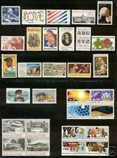 US 1982 Commemorative Year Set /30 Stamps MNH