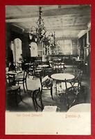 AK DRESDEN um 1900 Café Central Innenansicht  ( 67660