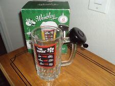 Wembley 20 oz Ringer Beer Mug