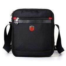 Wenger Swiss Men School Shoulder Satchel Briefcase Messenger Bag Large Sling Bag