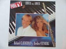 RICHARD CLAYDERMAN & BERDIEN STENBERG Amour pour amour 174213 1