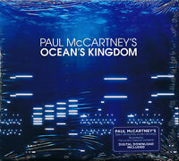 Paul McCartney's Ocean's Kingdom CD NEW Hall Of Dance London Classical Orchestra