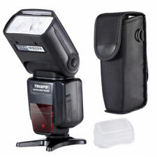 Triopo TR-988 Flash Speedlight 1/8000 for DSLR Camera Canon Nikon Pentax Olympus