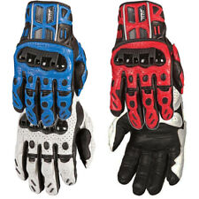 Fly Racing - FL1 Vented Motorcycle Gloves - Leather Armored Moto Riding Gloves