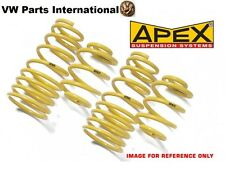 VW UP *NEW* AA APEX Lowering Spring Kits