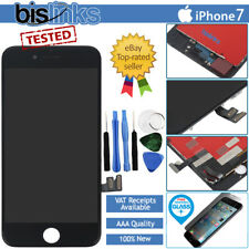"For iPhone 7 4.7"" LCD Screen Digitizer Touch Display Assembly Replacement Black"