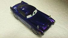 CARS 2 - FINN McMISSILE RANSBURG D23 Expo - Mattel Disney Pixar Loose RARO