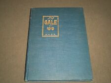1919 THE GALE KNOX COLLEGE YEARBOOK VOLUME NO. 9 - GALESBURG ILLINOIS - YB 888
