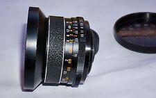 Tomioka 21mm f3.5 Ultra wide lens for Sony Nex Nikon Canon Fuji Olympus