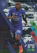 SCB-UP3 TALLO # IVORY COAST TOP RECRUE SC.BASTIA CARD ADRENALYN FOOT 2015 PANINI