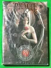 Sealed ANNE STOKES Fantasy Art BICYCLE Non Standard Wide Playing Cards ORIGINAL
