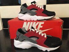 K49 Nike Huarache Run GS 654275-008 UK 4 EUR 36.5 Entièrement neuf dans sa boîte