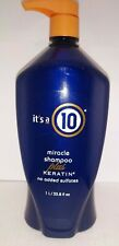 Its A 10 Miracle Shampoo Plus Keratin, 33.8 Fluid Ounce