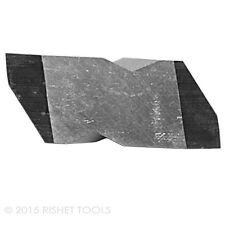 RISHET TOOLS NT-3R C5 Uncoated Carbide Inserts (10 PCS)