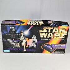 Star Wars The Interactive Video Board Game 1996 VHS Complete