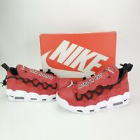 Nike Air More Money Mens Size 8 AJ2998 600 Gym Red White Black Sneakers NEW