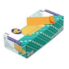 500 COIN ENVELOPES 3.5x6.5 28lb Kraft Shipping Mailing Gummed Small Manila lot #