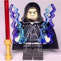 STAR WARS real lego EMPEROR PALPATINE DARTH SIDIOUS sith lord 75183 75159 75185