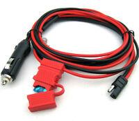 Cigarette Lighter Power Cable Cord Motorola Mobile Radio CDM750 CDM1250 CDM1550