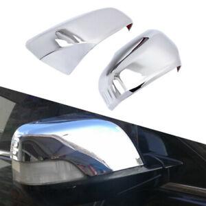 Paar ABS Seitenrückspiegelverkleidung abdeckung für Honda CRV CR-V 07-11