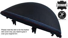 M Costura Speedo Calibre Capucha Cubierta De Cuero Para Bmw Serie 1 E81 E82 E87