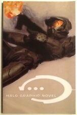 Halo Graphic Novel (2010, Paperback)Marvel 19.99 Retail Brand New