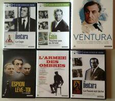 COFFRET 5 DVD STUDIOCANAL - LINO VENTURA