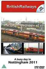 A busy day in Nottingham 2011 | Toton | Beeston | East Midlands | Railway DVD