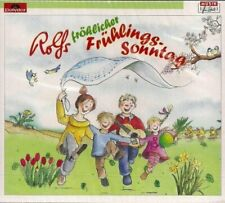Rolf Zuckowski Rolfs fröhlicher Frühlings-Sonntag  [CD]