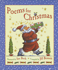 Poems for Christmas,  | Hardcover Book | Good |