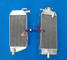 HONDA CRF450R  crf 450 2009 2010 2011 09 10 11 aluminum radiator