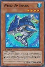 WIND UP SHARK Yugioh Rare Card Mint ORCS-EN082 Super