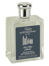 Taylor of Old Bond Street Eton College AFTER SHAVE LOZIONE 100ml Inghilterra
