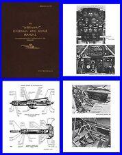 Wirraway Trainer CAC - Overhaul & Repair Manual on CD