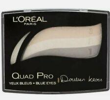 L`oreal Eyeshadow Quad Pro Blue Eyes 303 Beige Taupe