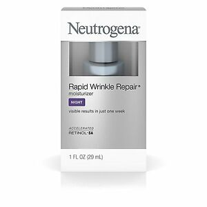 Neutrogena Rapid Wrinkle Repair Night Moisturiser
