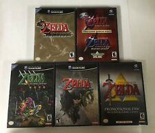 The Legend Of Zelda Lot Nintendo GameCube CIB Complete Game Cube TESTED WORKING
