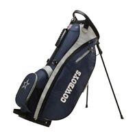 Wilson NFL Carry Golf Bag - Dallas Cowboys New