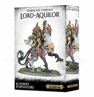 Stormcast Eternals Lord-Aquilor - Warhammer Age of Sigmar - Brand New! 96-32