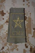 P09 passant d'épaule insigne militaire écusson armée galon militaria collection