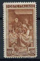 Italien Republik 1950 Sass. 651 Postfrisch 100% Italien bei der Arbeit