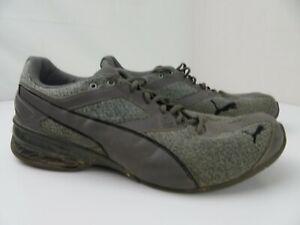 PUMA Tazon 6 Knit Men's Shoes Size 12 Grey 189971 04