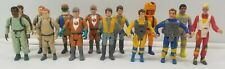 N) Lot of 14 Vintage 1984 1987 Columbia Pictures Kenner Ghostbusters Figures