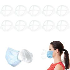 10 X Mouth Cover Bracket Inner Stand Holder Support Frame Washable For Face Mask