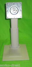TFT Monitor Fuß VESA 100 höhenverstellbar drehbar neigbar Pivot-Funktion B-Ware