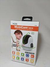 MobiCam Hdx Smart Hd WiFi Baby Monitoring Digital Pan, Tilt, Zoom 2-way Audio