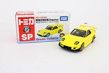 Takara Tomy Dream Tomica SP Initial D Mazda FD3S RX-7 Diecast Model Toy Car